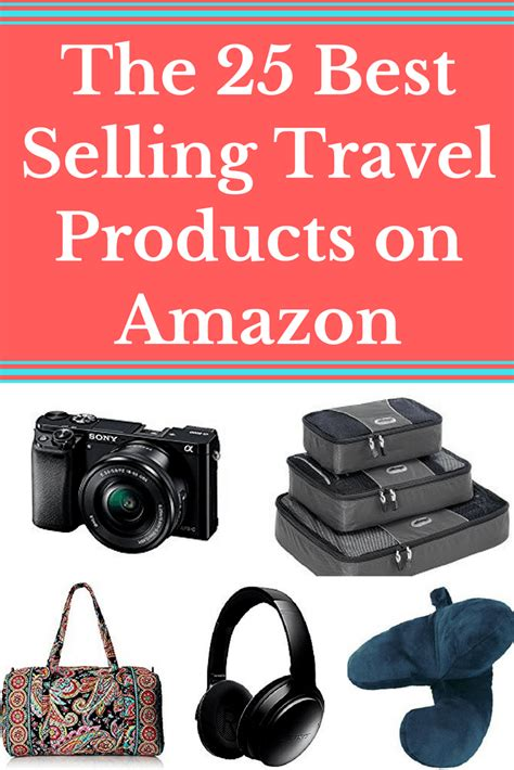 amazon travel items 25 best selling travel products on amazon the