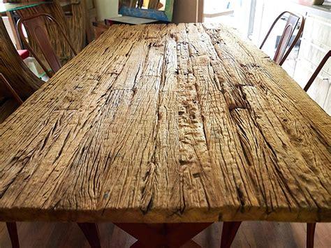 tavola in legno massello tavolo legno di recupero massello prezzo offerta outlet