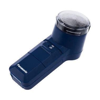 Alat Cukur Es Batu jual panasonic shaver es534 alat cukur biru