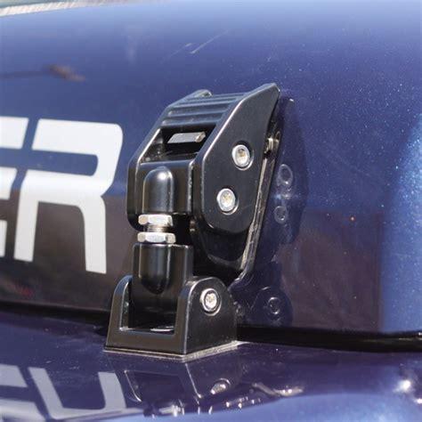 jeep wrangler latch recall rugged ridge 11210 15 catches black aluminum 97 06