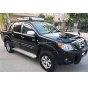 Toyota Hilux Vigo Champ G 2007 For Sale In Sialkot  PakWheels