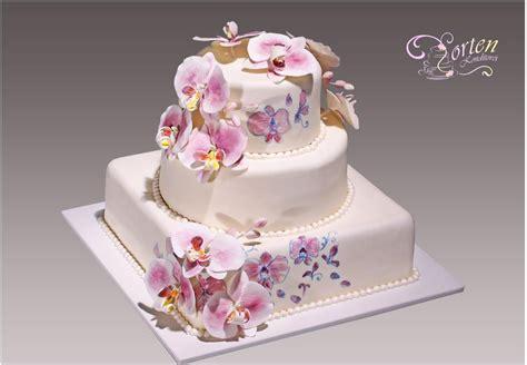 Hochzeitstorte Zweifarbig by Russische Hochzeit Organisieren Russische