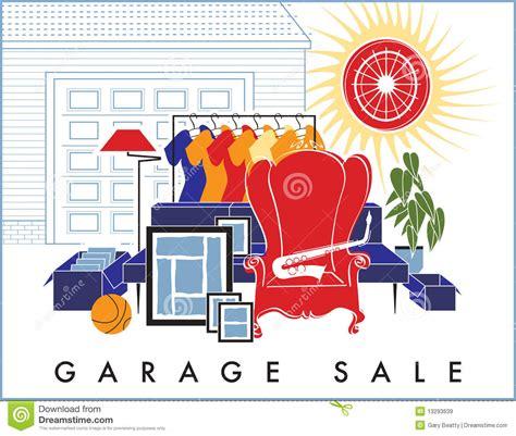 garage sale junk royalty free stock images image 13293639