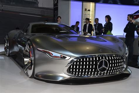 Amg Auto by Mercedes Amg Vision Gran Turismo Looks Badass Live As