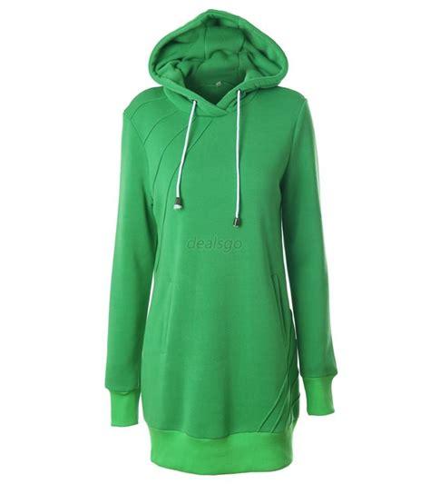 Sleeve Hooded Pullover sleeve hoodie hooded dress casual coat