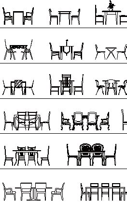 Eames Armchairs Furnitures Cad Blocks Thousand Dwg Files Beds Chairs