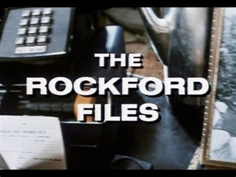 theme music rockford files theme song rockford files 171 the quot spinman quot