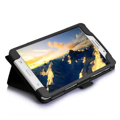 Leather Tablet 7inch slim leather cover samsung galaxy tab a 7 0 7 inch