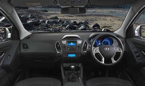 interior ix35 hyundai ix35 review pace car rentalpace car rental