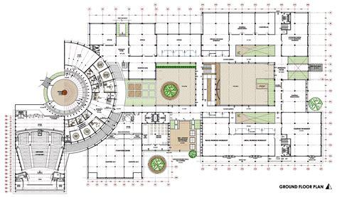 Cafeteria Design Layout