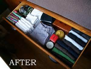 it dresser drawers organizing ideas