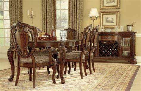 old world dining room tables art furniture old world leg dining room set art 143220