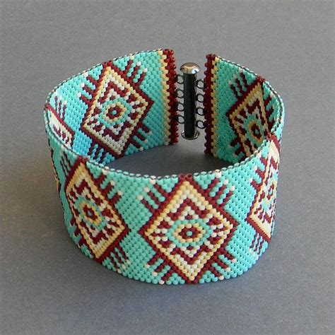 bead cuffs seed bead bracelet ideas 4 nationtrendz