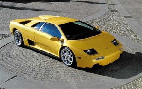 Lamborghini Diablo 2001 2001 Lamborghini Diablo Information And Photos Zombiedrive