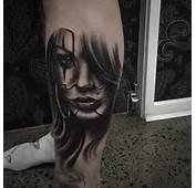 Gangster Girl Bandana Tattoo On Instagram