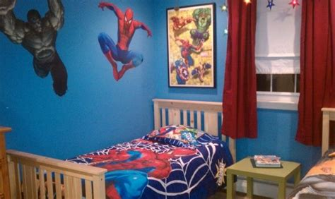 girls superhero bedroom super hero room boys hgtv hgtvremodels hgtvgardens hgtv