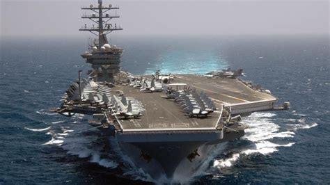 Meteran Kayu Amerika portaaviones de eeuu y rusia atacan a daesh en siria