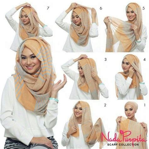 tutorial hijab pasmina volume 135 best images about hijab shawl styles remember to