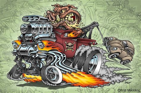 porkys tow gasser by britt8m on deviantart cartoon