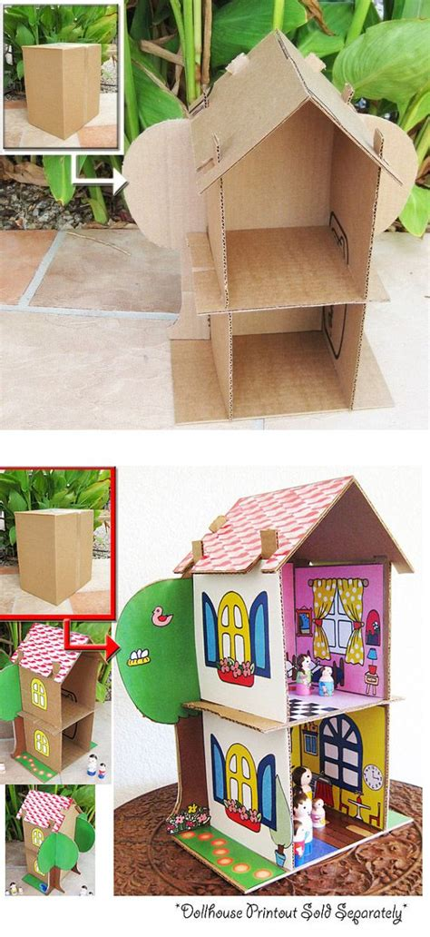 17 best images about cardboard crafts ideas on