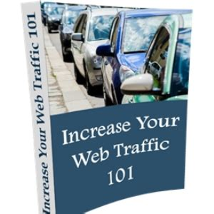 boost traffic to the business web page increase your web traffic 101 ebooks business and money