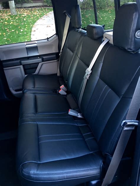f150 leather seats katzkin leather seats ford f150 forum community of