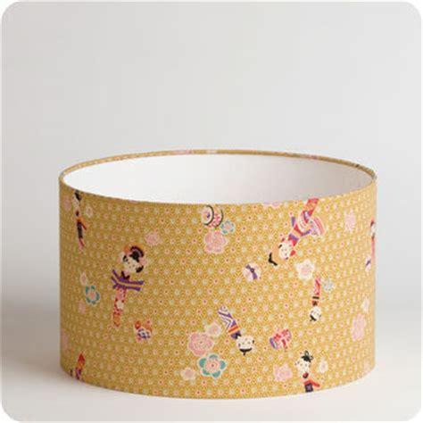 Abat Jour Japonais by Abat Jour Imprim 233 En Tissu Pour Le Ladaire Ou