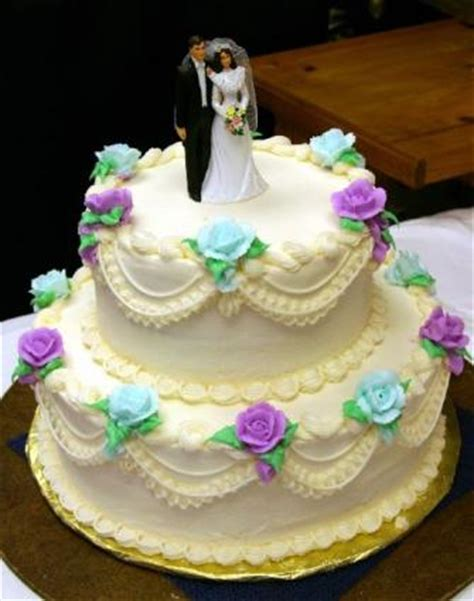 basic wedding cake designs wedding cakes from albertsons lovetoknow