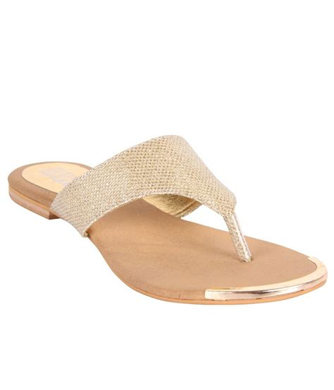 Sandals Without Toe by Up Gold Open Toe Without Back Flat Sandals Price In India Buy Up Gold Open