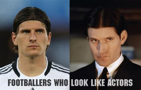 crispin glover vs mario gomez amazing superstars who look alike with different origin