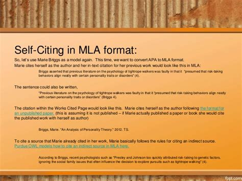 walden book mla citation citing yourself citing your previous work in mla or apa