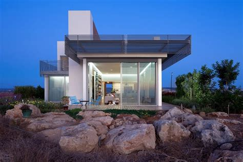modern architecture of israeli house design aharoni house spectacular views towards the sea house a by architect