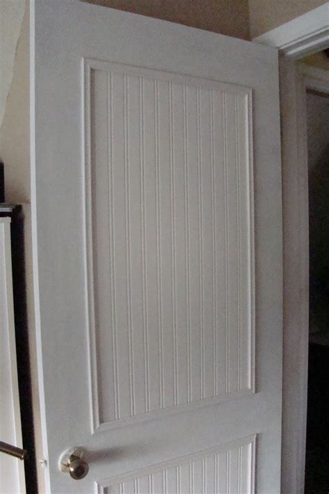 how to beadboard cabinet doors one to diy beadboard door rock the vote reveal