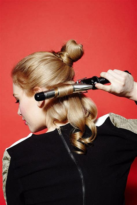 25 best ideas about curling iron hairstyles on pinterest hair curling tools curling iron