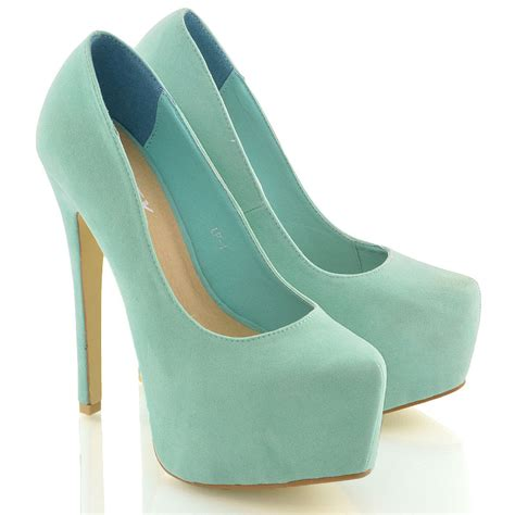 high heels 3 new womens concealed platform stiletto high heels