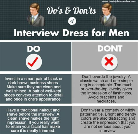 typical job interview questions and answers interview dress for men make the right impression