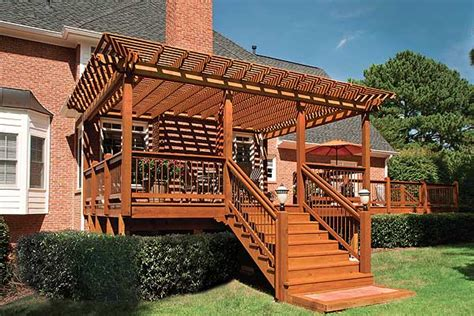 Southern Living Home Plans With Photos by Pergola Builders