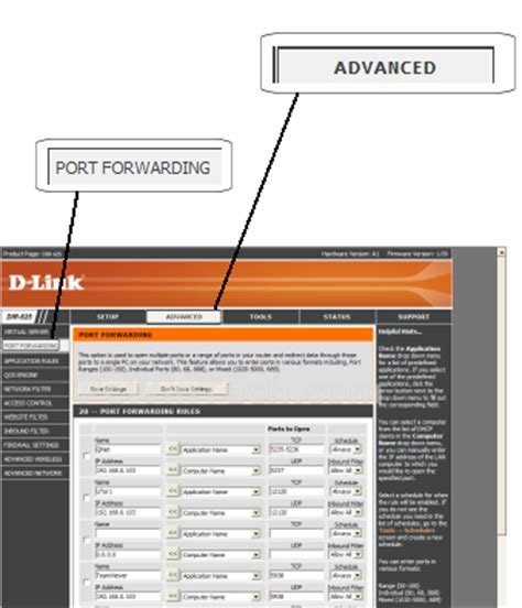d link forwarding forwarding d link dir 625 d link firmware