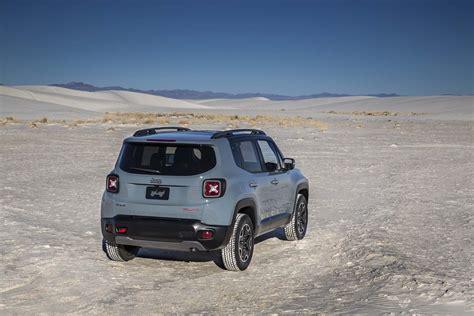 Jeep Renegade Mpg 2015 2015 Jeep Renegade Estimated At 30 Mpg Highway Motor