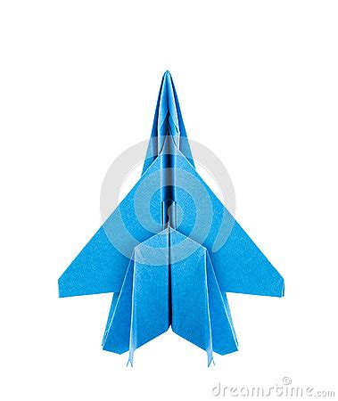 F 15 Origami - origami f 15 eagle jet fighter airplane stock photo