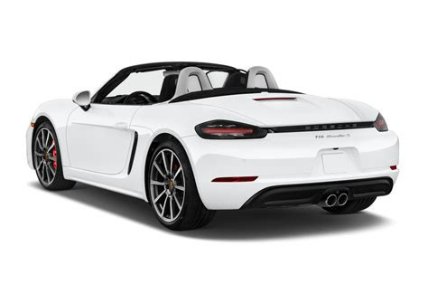 white porsche boxster convertible 2017 porsche 718 boxster reviews and rating motor trend