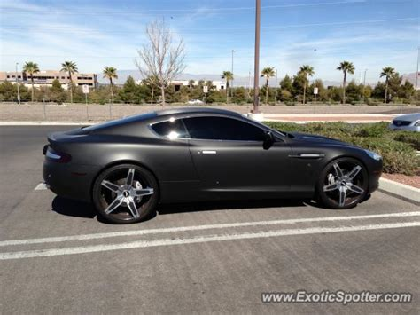 matte black aston martin all the information aston martin db9 matte black