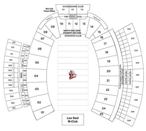 davis wade stadium seating chart mississippi state bulldogs 2014 football schedule
