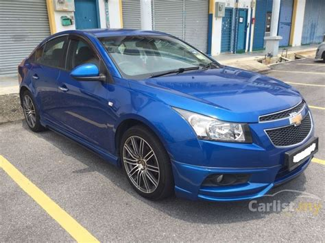 how to sell used cars 2012 chevrolet cruze electronic valve timing chevrolet cruze 2012 lt 1 8 in selangor automatic sedan blue for rm 60 000 3605973 carlist my