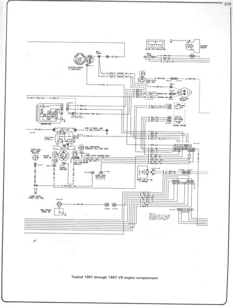 79 chevy truck wiring diagram 81 87 v8 engine in 79 chevy truck wiring diagram wiring