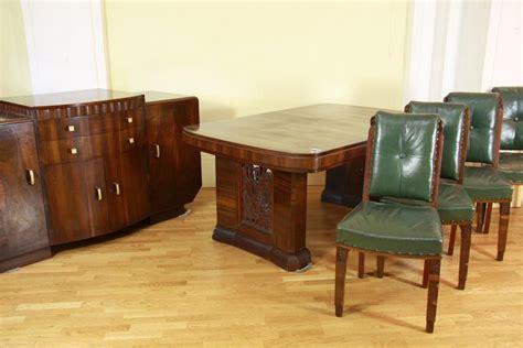 art deco upholstery fabric australia an australian art deco dining suite circa 1930 retailed