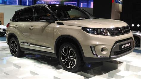 The New Suzuki All New Suzuki Vitara Suv Launched Carbuyer