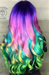 colored hair styles multi tone hair color ideas to use in 2016 haircuts