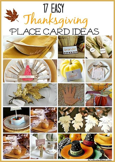 decorating printable thanksgiving place cards 25 best images about thanksgiving on pinterest
