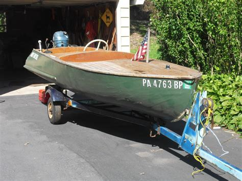swift boat parts penn yan swift 1954 for sale for 500 boats from usa